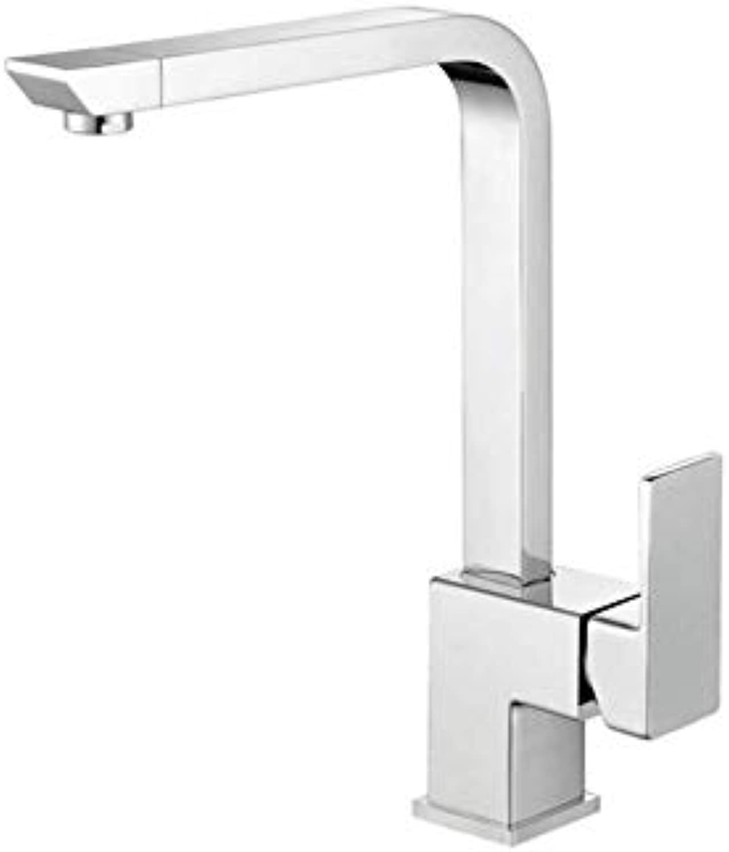 Küche Bad Wasserhahnmono Auslauf Basincopper Küchenarmatur Hei Und Kalt Waschbecken Wasserhahn