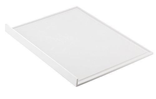Guzzini Kitchen Active Design Non Slip Chop Tagliere, Bianco