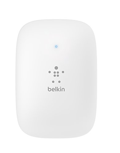 Belkin AC1200 Dual Band AC Wireless Range Extender with Internal Antenna