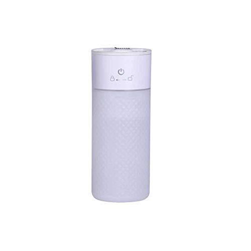 YSNMM 300 ml luchtbevochtiger 3 in 1 met ventilator voor mistlampen LED Night Light ultrasone diffuser voor etherische olie voor op kantoor