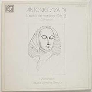 Antonio Vivaldi L'estro Armonico, Op. 3 (Complete)