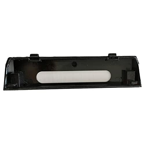 SDFIOSDOI Piezas de aspiradora Ajuste de la Puerta del contenedor de Polvo para Irobot Fit para Roomba 800 900 Series 801 805 850 860 870 880 960 Accesorios de aspiradora Sweeper Reemplazo