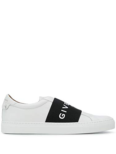 Givenchy Luxury Fashion Herren BH0002H0FU116 Weiss Slip On Sneakers |