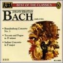 Bach:Italienisches Konzert/+
