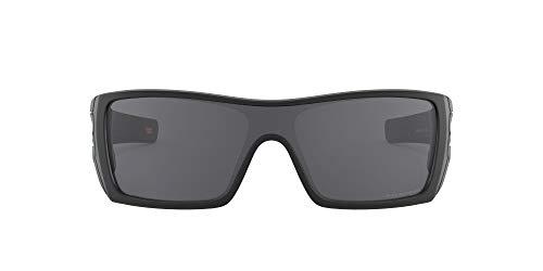 Oakley Sonnenbrille Batwolf W/Polarized, Matte Black, One size, OO9101-04