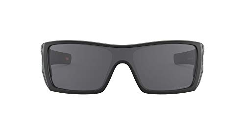 Oakley Sonnenbrille Batwolf W/Polarized, Matte Black, One size, OO9101-04