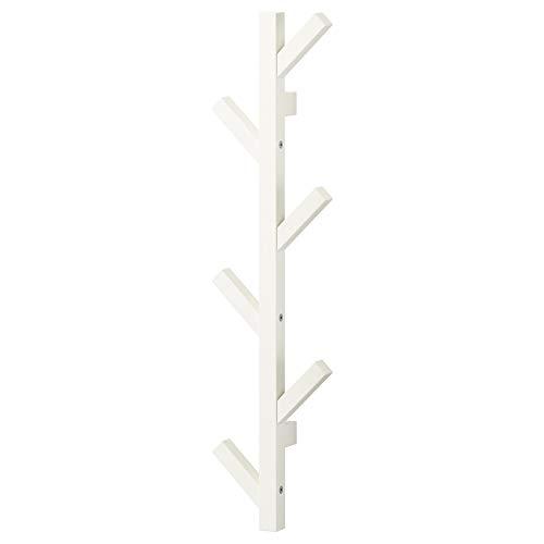 IKEA 602.917.08 Tjusig kleerhangers wit