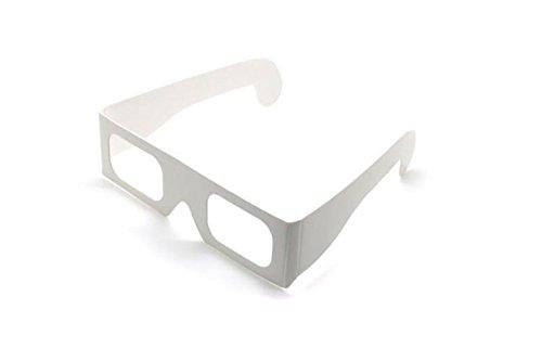 ASVP Shop Ultimate Diffraction Brillen, Prism, Rainbow, Feuerwerk, RAVE, Lichtspiel, Laser, Lichtbrechung, Defraction, oder EDM Gläser Gr. Medium, Diffraction Paper
