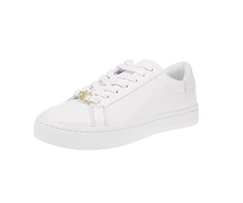 Calvin Klein YW0YW00162 YAF - Zapatillas Deportivas para Mujer, Color Blanco, Talla 40 EU