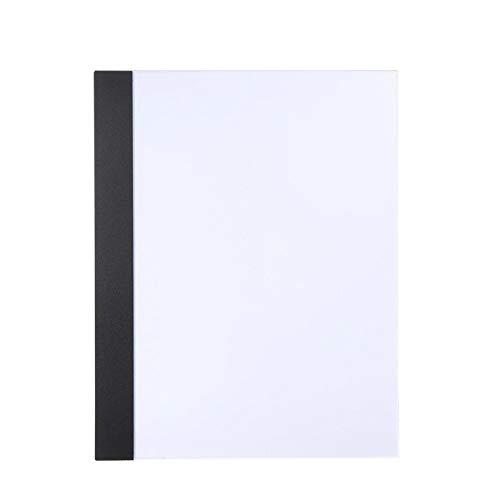 DYecHenG Tablero de Copia LED LED Escribiendo Pintura Caja De Luz Dibujo Digital Tablet Tablet Tablés Timpliss Dimensión para Visualización de Rayos X (Color : Black, Size : One Size)