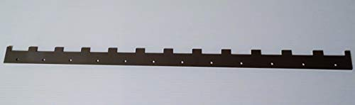 Rähmchenhalter 10er Edelstahl Abstandshalter