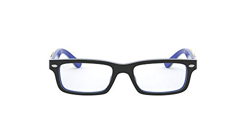Luxottica S.p.A. Ray-Ban Mädchen 0RY 1535 3600 48 Brillengestelle, Grau (Grigio)