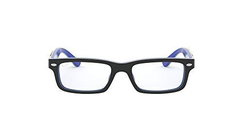 Rayban Ray-Ban Mädchen 0RY 1535 3600 48 Brillengestelle, Grau (Grigio)