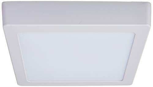 Luminária LED Painel Plafon de Sobrepor 17x17x3 cm, 12W Luz Branco Frio , 768451372, Avant,
