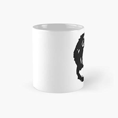 Taza clásica de Monofaces en 2020 con diseño de perro bernés exclusivo para ti | El mejor regalo divertidas tazas de café de 325 ml
