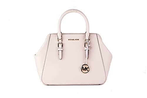 Michael Kors Charlotte Large satchel (powder blush)