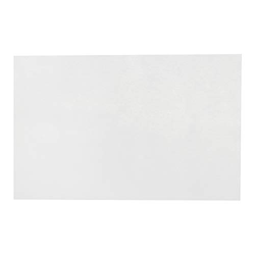 Royal Non-Woven Filter Sheets, 16.5 Inch x 25.5 Inch, Package of 100