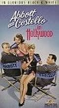 Abbott & Costello in Hollywood VHS