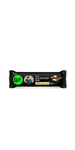 Qi² 40% Protein-Riegel Vanille-Mandel-Crisp