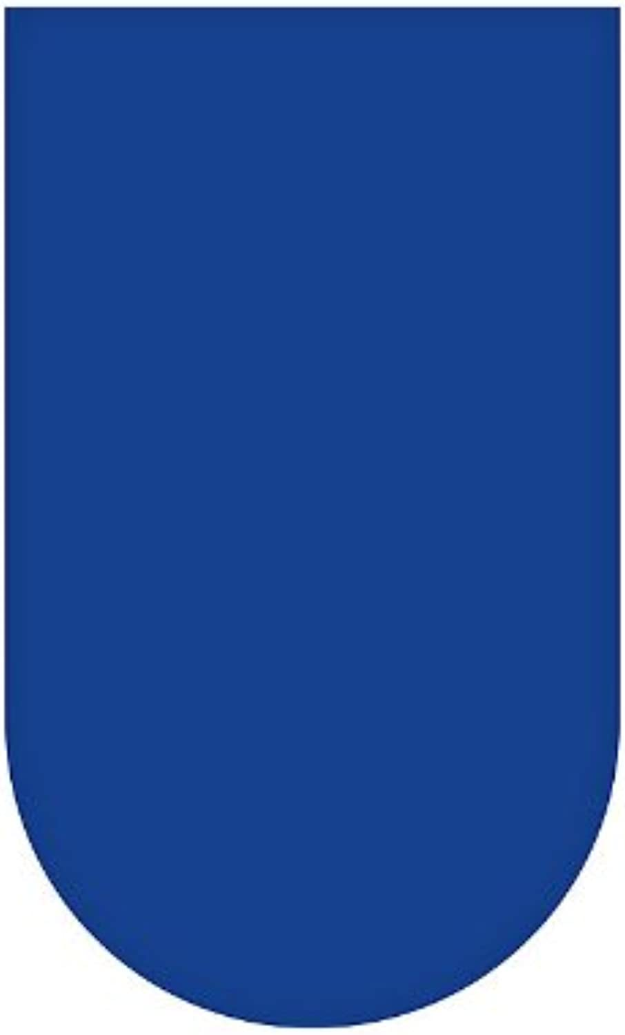 Amscan BB100182 bluee Round Plastic Tablecover, 84 in.