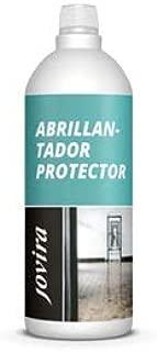 JOVIRA ABRILLANTADOR Protector, Abrillanta y Protege Suelos de terrazo, mármol, Piedra Pizarra, etc. 1 Litro