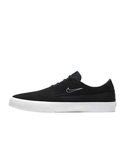 Nike SB Shane, Zapatillas para Caminar Unisex Adulto, Negro/Blanco, 40.5 EU