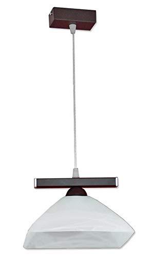 Designer Plafonnier Design Bloom 225/Z1 Lampe suspension Lampe Moderne Lampenschirm Eckig
