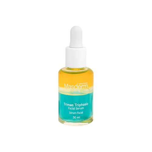 MASDERM   Serum Facial Trifásico Antioxidante   Suavidad Firmeza Iluminación Elasticidad  ...