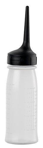 Comair 3011395 Auftrageflasche, 120 ml, klein, transparent