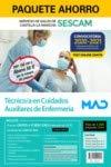 Paquete Ahorro y Test online GRATIS Técnico en Cuidados Auxiliares de Enfermería del Servicio de Salud de Castilla-La Mancha (SESCAM). Ahorra 58 € ... gratis a Curso Oro con 3000 preguntas test)