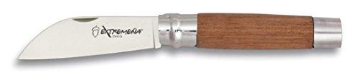 Imex El Zorro girolock – Couteau Coupe Droite, Couleur Marron, 7 cm