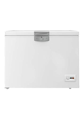 Beko HSA 24530 freestanding Chest 230L A++ White - Freezers (Chest, 230 L, 12 kg/24h, SN-T, A++, White)
