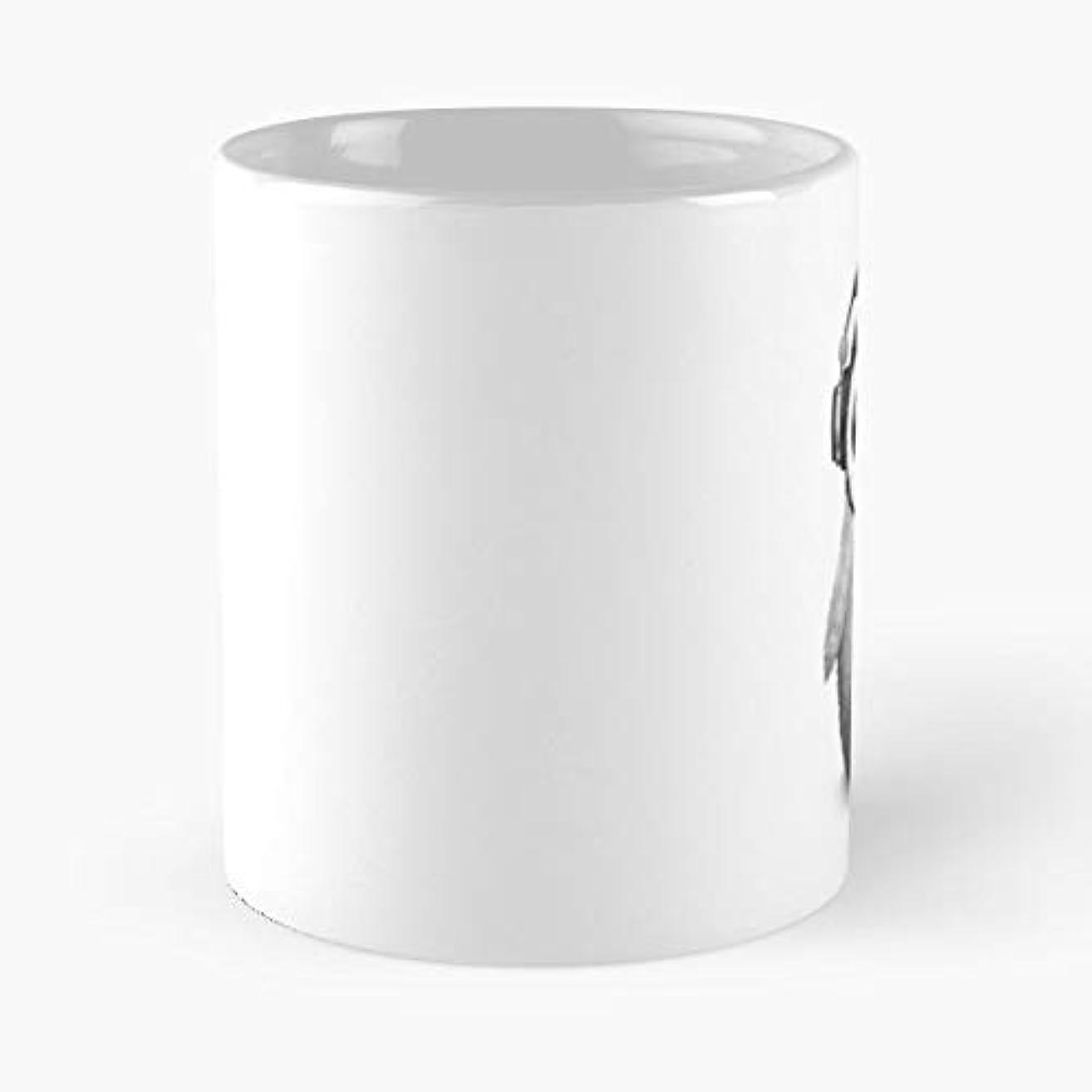 Penguin Baby Dj - Funny Coffee Mug, Gag Gift Poop Fun Mugs