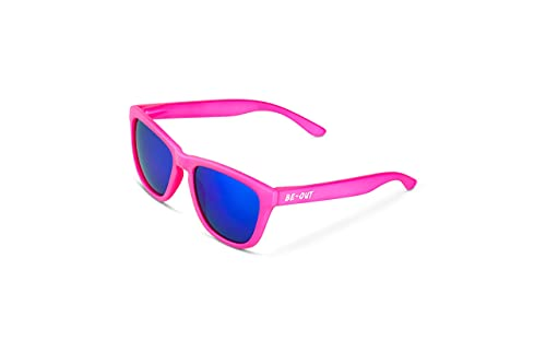 BE-OUT® ICON+ - Gafas de sol unisex para hombre y mujer, UV400, categoría 3