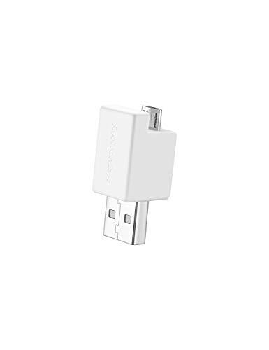 SwitchBot ハブミニ専用コネクタ Amazon Echo Flexに適用 - アダプター USB Type-A to Micro USB A 変換コネクタ ケーブル不要