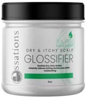 Essations Tea Tree Solutions Dry Itchy Scalp Glossifier 4oz
