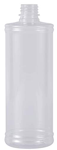 Soap Dispenser Bottle for Kitchen Sink Replacement - 500ML/17oz - A Replacement for Your Soap Dispenser, Please Confirm The Connection Size Before
