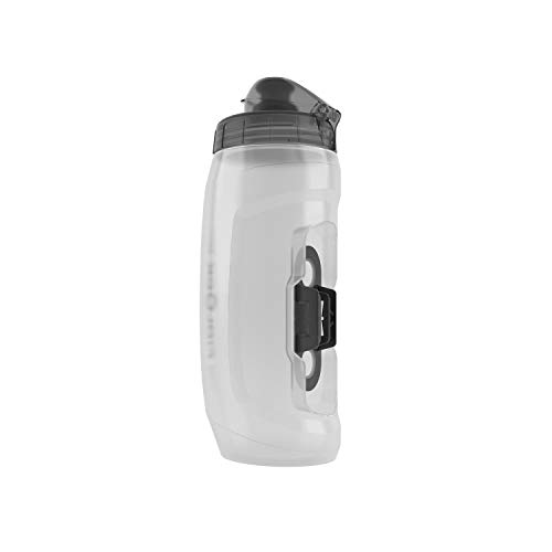 Fidlock Trinkflasche Twist Bottle 590 Inhalt: 590 ml | transparent weiß