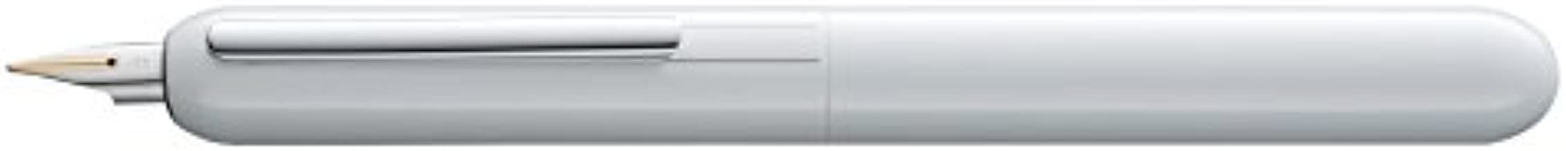 Lamy Dialog 3 Piano White Extra Fine Point Fountain Pen