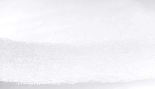 Filterrolle G4 1 m breit x 10 m Länge . ca. 18 - 20 mm (je nach Charge) ca. 220g/m² Filtervlies Vlies Filter Selber Zuschneiden Vorfilter Zuluftfilter Abluftfilter Staubschutz Luftfilter Klima Lüftungsanlagen WRG Raumluft Zuluft Abluft Wärmerückgewinnung Belüftung Staub