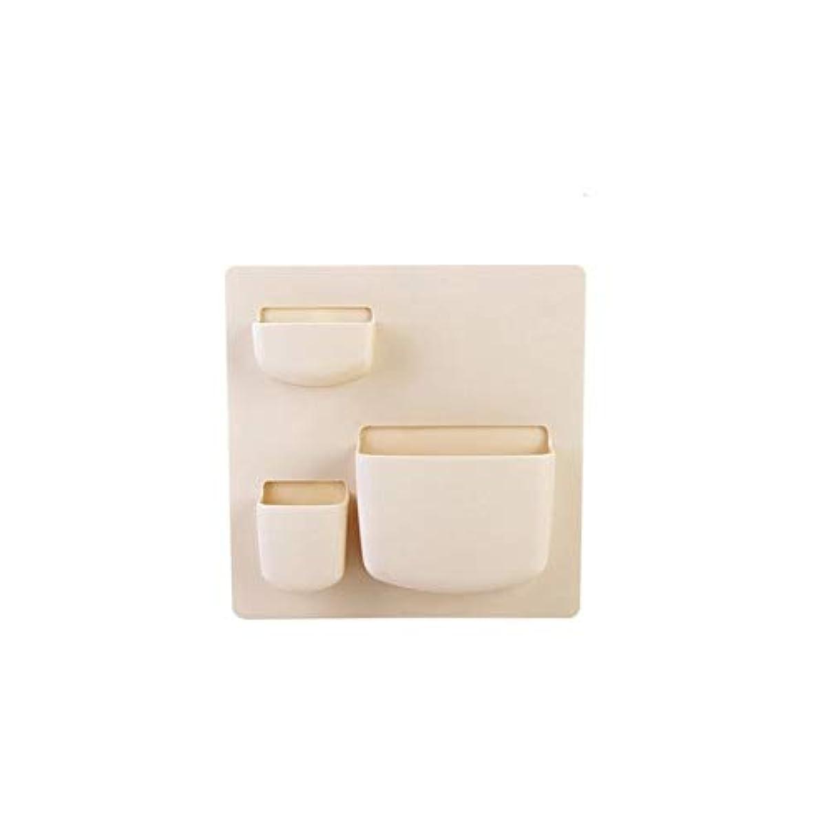 生活招待勢い| ラック & ホルダー | プラスチックキッチンツールストレージオーガナイザー 粘着キャビネットドア壁棚キッチン用品アクセサリー キッチンオーガナイザー | NAHASU NAHAEE74E533