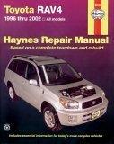 Haynes Toyota RAV4 1996 thru 2002 (Haynes Manuals) by Haynes, John (2002) Paperback