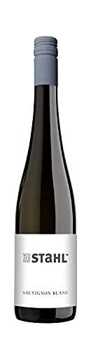 WINZERHOF STAHL Weißwein Sauvignon Blanc trocken (1 x 0,75 l) SAUVIGNON BLANC 2020 Deutscher Qualitätswein Franken Stahlwein