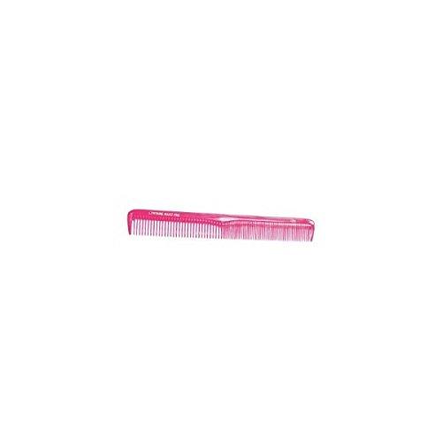 Peigne de coupe classique rose 17cm