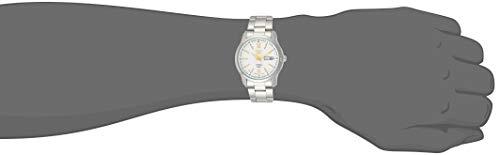 Seiko 5 SNKP15K1 – Reloj automático de Acero Inoxidable para Hombre,
