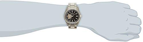 [セイコーウォッチ]腕時計プレザージュメカニカル自動巻(手巻つき)サファイアガラスSARY053シルバー