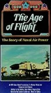 The Age of Flight - The Story of Naval Air Power VHS