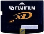 Fujifilm XD-Picture CARD 512 MB 0.5GB geheugenkaart