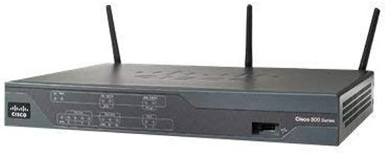 CISCO Cisco888-K9 Cisco 888 G.SHDSL SEC ROUTER (Renewed)