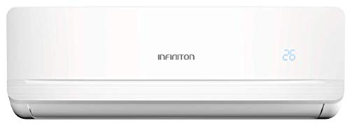 INFINITON Aire Acondicionado Split (A++, Inverter, Gas R32, WiFi, Deshumidificador, Funcion Eco, i-Clean) (SPLIT-6220MB | 24000 BTU, 60000 Frigorías)